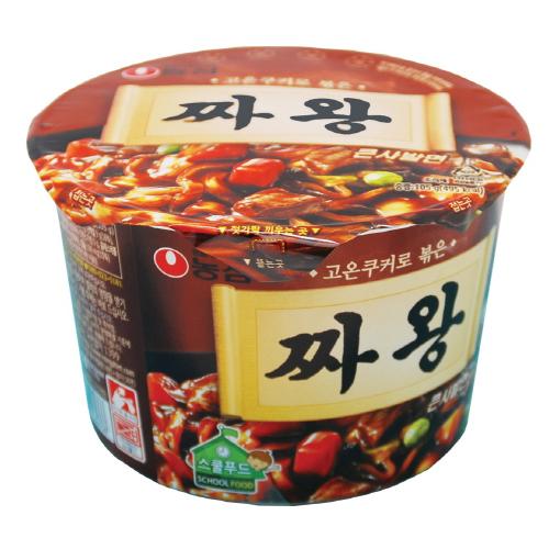 (8015151) 짜왕 큰사발(105g*16개/BOX/농심)
