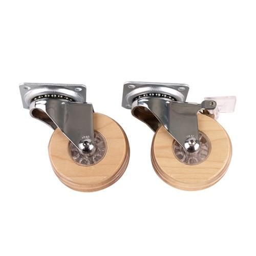 포윈바퀴-메이플/가구바퀴