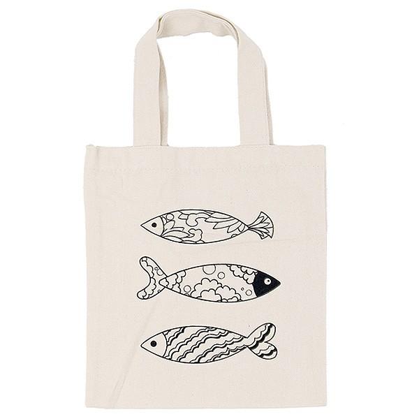 [130153]민화미니에코백만들기/물고기