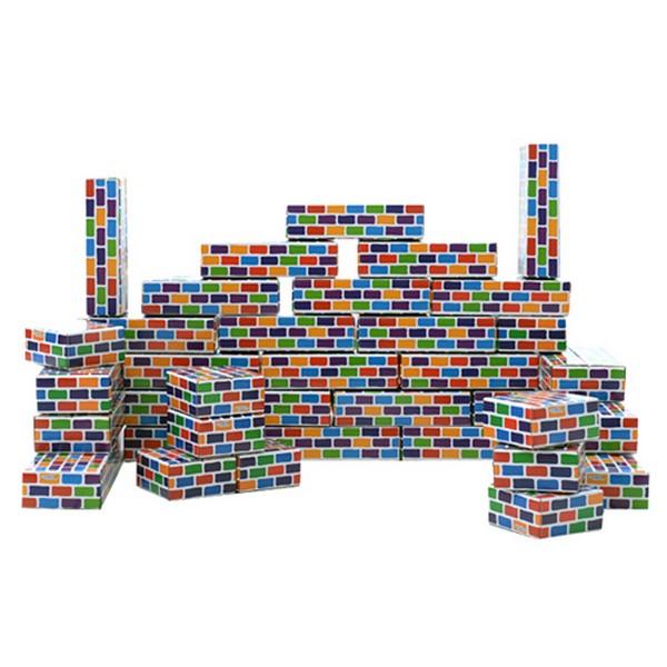 프리미엄칼라종이벽돌블럭/HL493