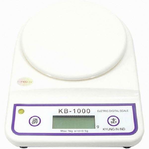 전자저울 KB-1000