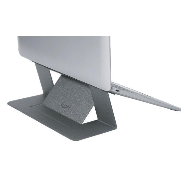 MS001-M-GRY 모프트 슬림 리무버블 노트북 스탠드 스페이스 그레이Grey