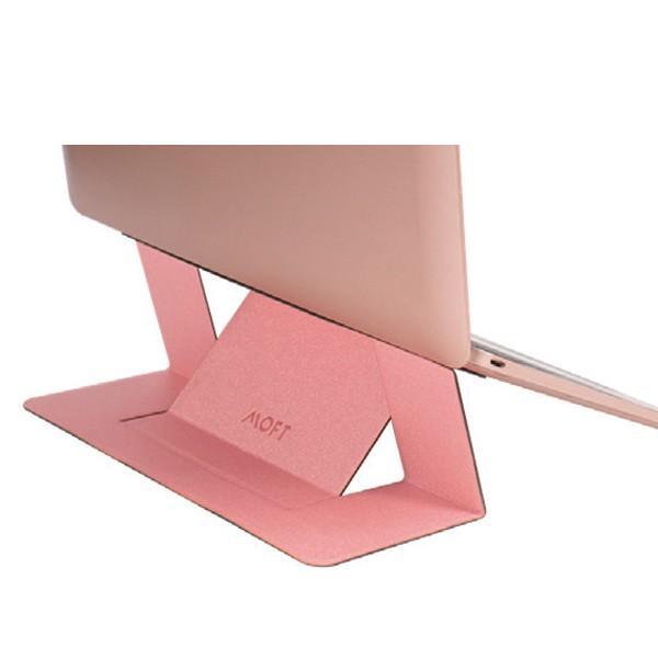 MS001-M-PIK 모프트 슬림 리무버블 노트북 스탠드 핑크PIK