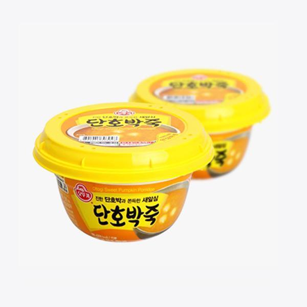 오뚜기 단호박죽(상온/285g)