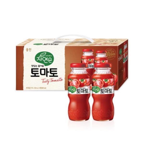 웅진 자연은토마토미니병(180mlX12개/BOX)