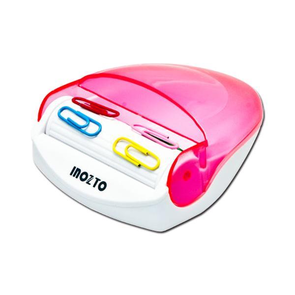 마그넷롤러 클립케이스 CD-01 핑크(80 * 93 * 45 / 포코스)