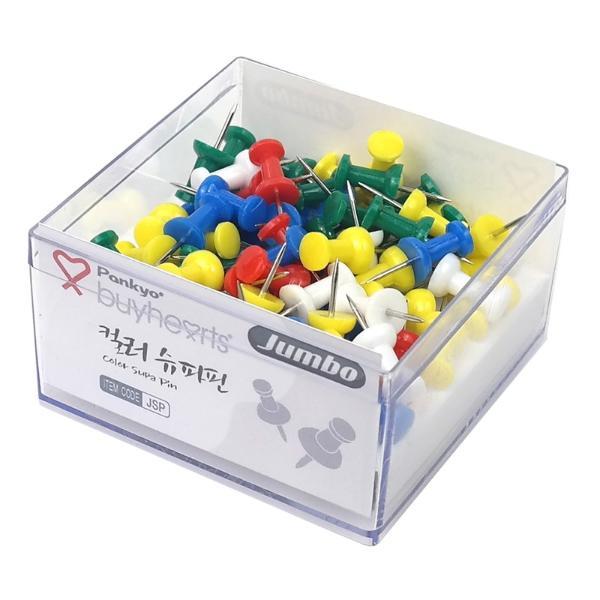 바이하츠 점보칼라슈파핀(장구핀)(66EA)