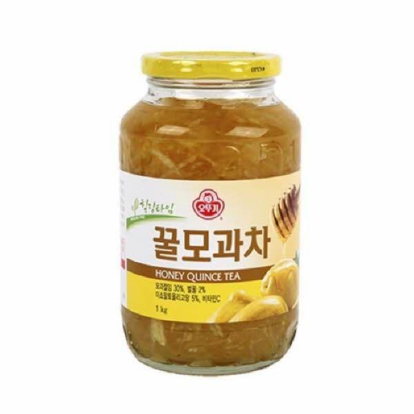 오뚜기 꿀모과차(1kg)