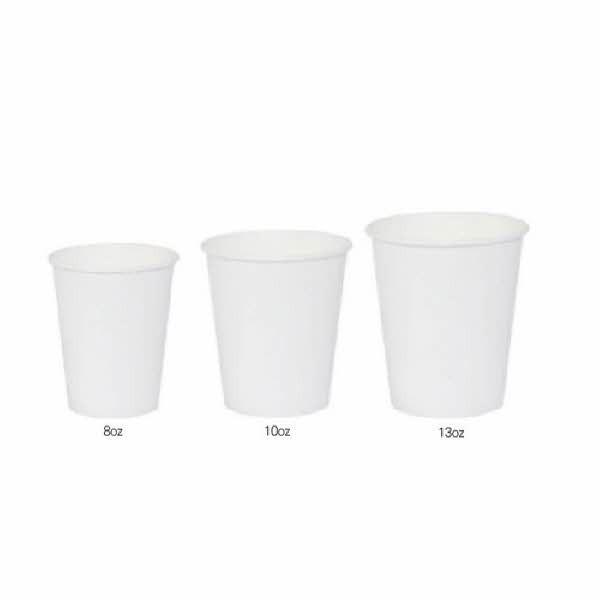 무지 대용량 종이컵(8oz/50개/줄)