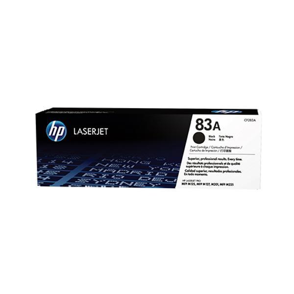 HP 토너(CF283A/검정/1,000매)