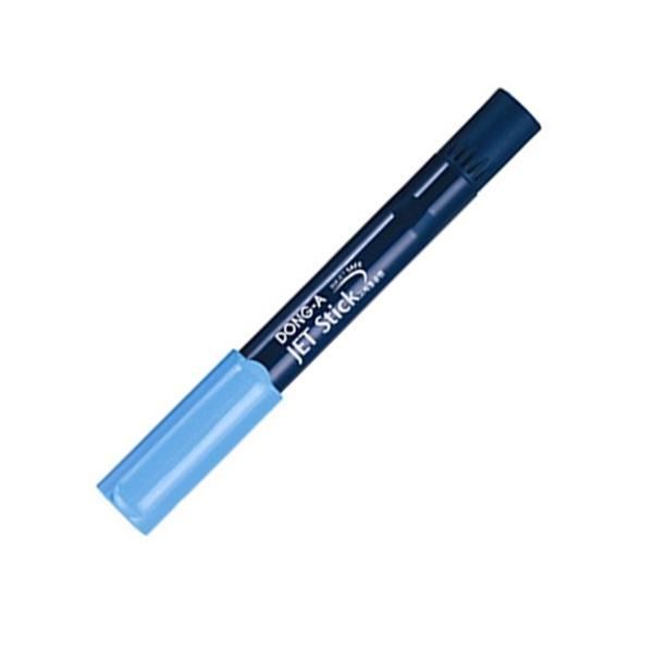 동아 제트스틱2타원제트형광펜(4.0mm 청색)