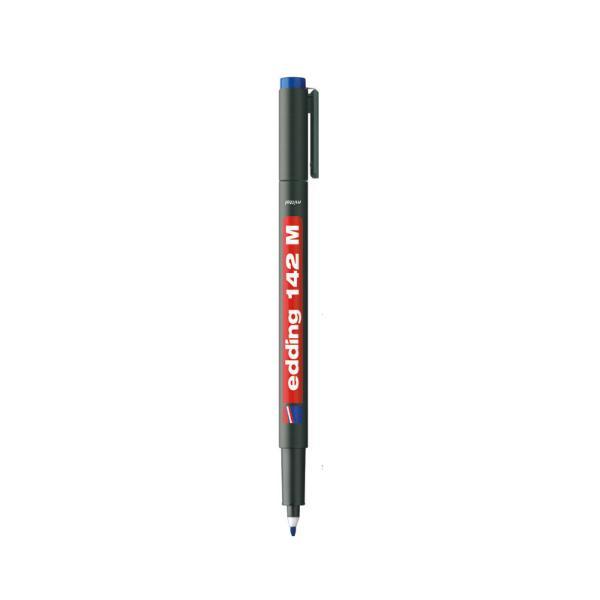 에딩 OHP마카 e-142(1.0mm 청색)