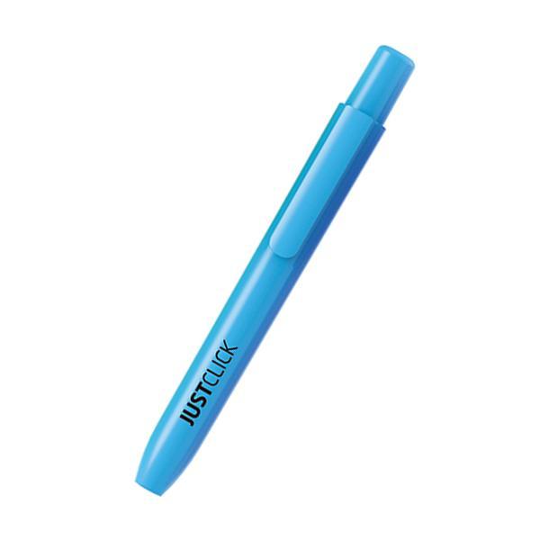 저스트클릭 형광펜M2 하늘(4.0mm/모리스)