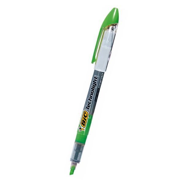 빅 테크노라이트형광펜 4.0mm 녹색
