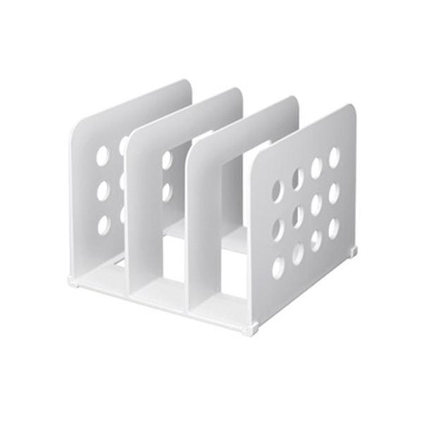 피코 3단책꽂이(200x202x160mm 회색)