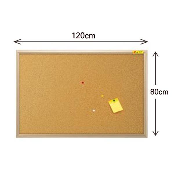 두문 콜크게시판(120x80cm/게시판)