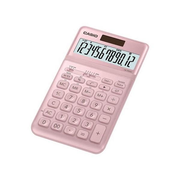 카시오 계산기 JW-200SC-PK 핑크