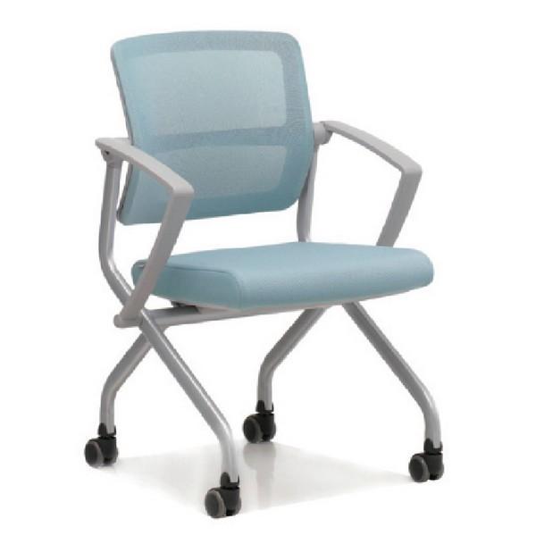한샘 도트 회의용 의자(FCH3155M/570Wx535Dx810/925H)
