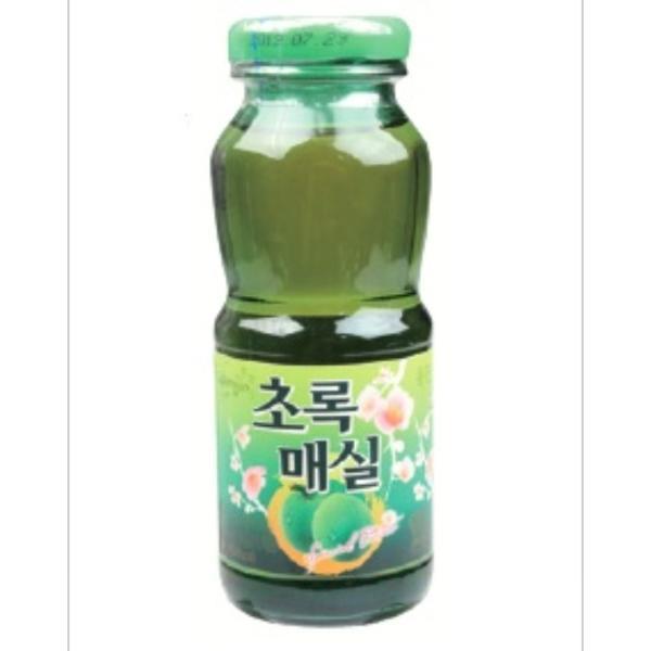 웅진 초록매실미니병(180mlX12개/BOX)