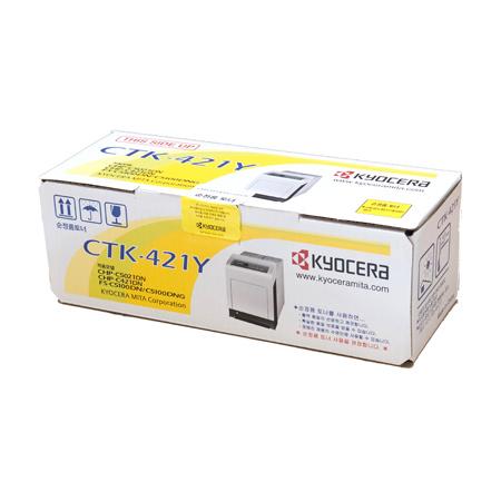 청호 토너(CTK-421Y/노랑)