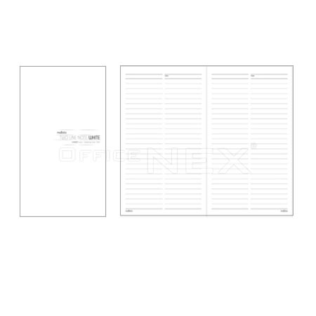 펑션노트북 (A5/투라인/120x210mm/말리스타)