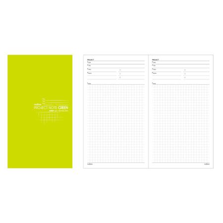 펑션노트북 (A5/프로젝트/120x210mm/말리스타)