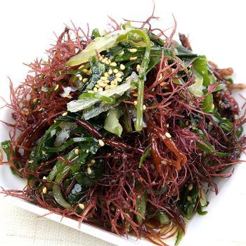 [대용량]완도 염장 모듬해초14종(10kg)