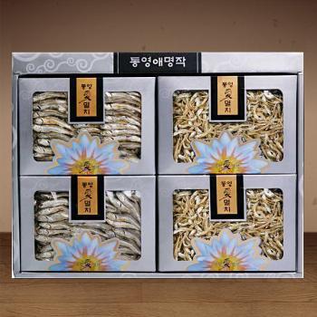 통영사람들 통영애명작2종세트 특선1호