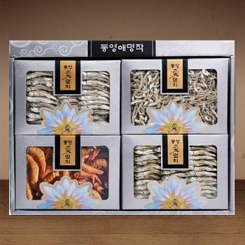 통영사람들 통영애명작4종세트 특선3호