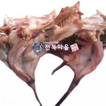 전복마을 손질 반건조아귀(아구)1kg