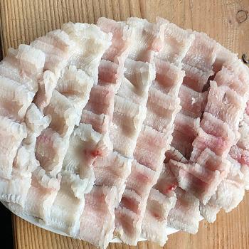 녹동수산 제철 여름 보양식 하모샤브샤브1kg(550~600g내외)