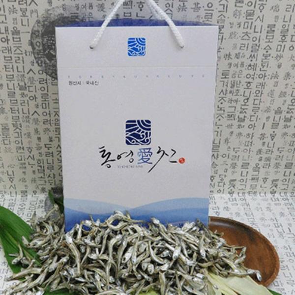 간편지퍼백 멸치선물세트2호(중멸400g)