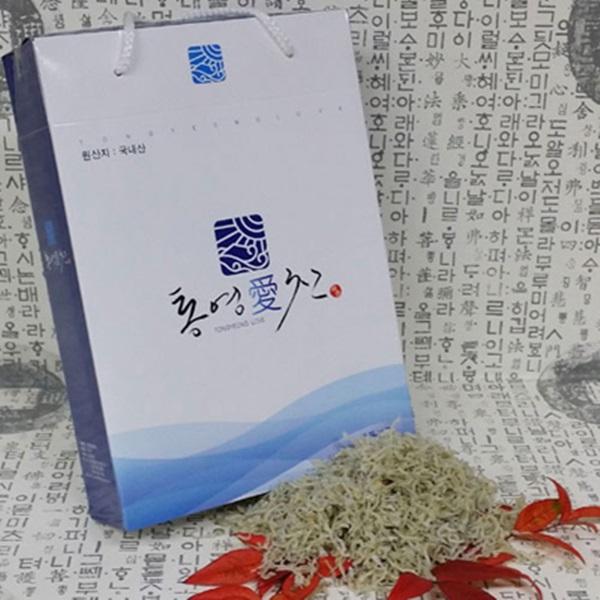 간편지퍼백 멸치선물세트4호(세멸400g)