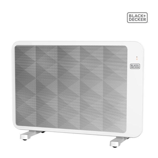블랙앤데커 마이카 전기스토브 히터 BXSH1602-A